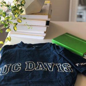 UC Davis x Jansport T-shirt